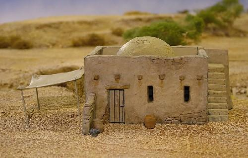 Mud Brick House Accessory Pack