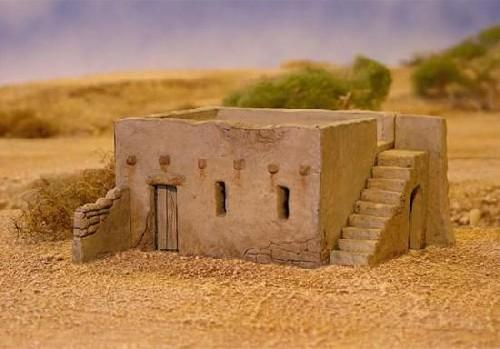 Mud Brick House