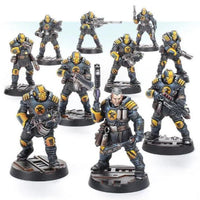 Palanite Enforcer Patrol