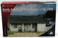 North American Cabin or Farmhouse