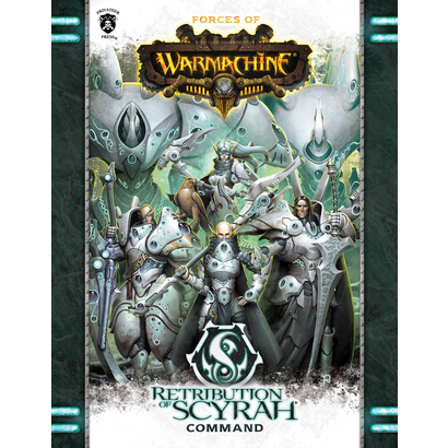 FORCES OF RETRIBUTION OF SCYRAH COMMAND - SOFTCOVER
