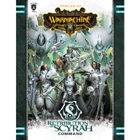 FORCES OF RETRIBUTION OF SCYRAH COMMAND - HARDCOVER