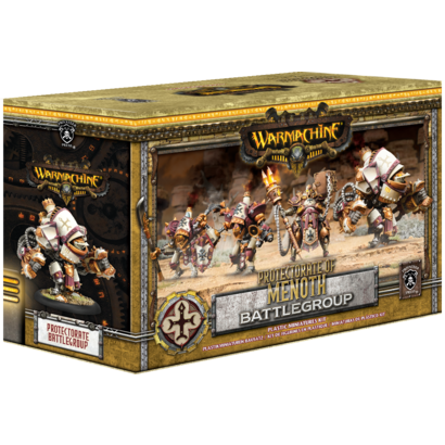 Protectorate of Menoth Battlegroup 2016
