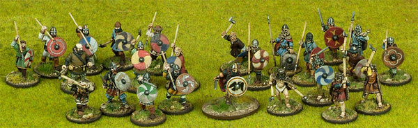 Plastic Viking Starter Warband (4 Points)