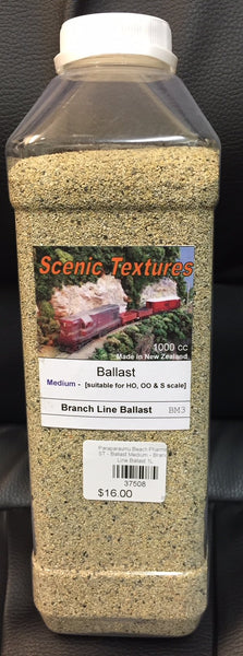 ST - Ballast Medium - Branch Line Ballast 1L