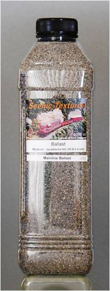 ST - Ballast Medium - Mainline Ballast 1L