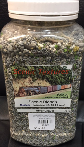ST - Scenic Blends medium - River Gravel 1L