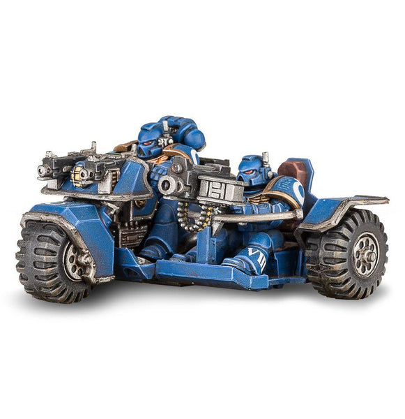 48-20 Space Marine Attack Bike