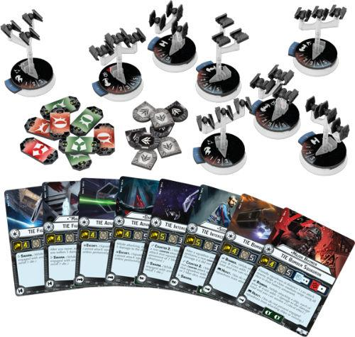 Star Wars Armada: Imperial Fighter Squadrons