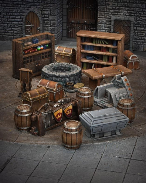 TC: Dungeon Essentials