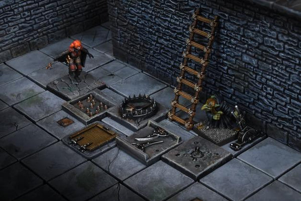 TC: Dungeon Traps