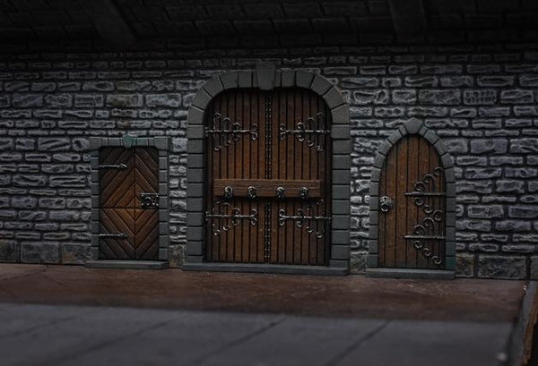 TC: Dungeon Doors