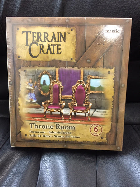 TC: Throne Room