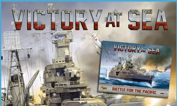 Victory at Sea: US Navy Fleet Box