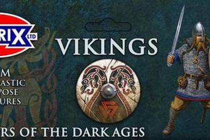 Vikings (60 plastic figures)