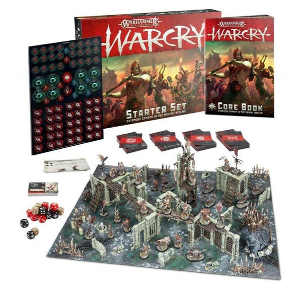 Warcry: Two Player Starter Set