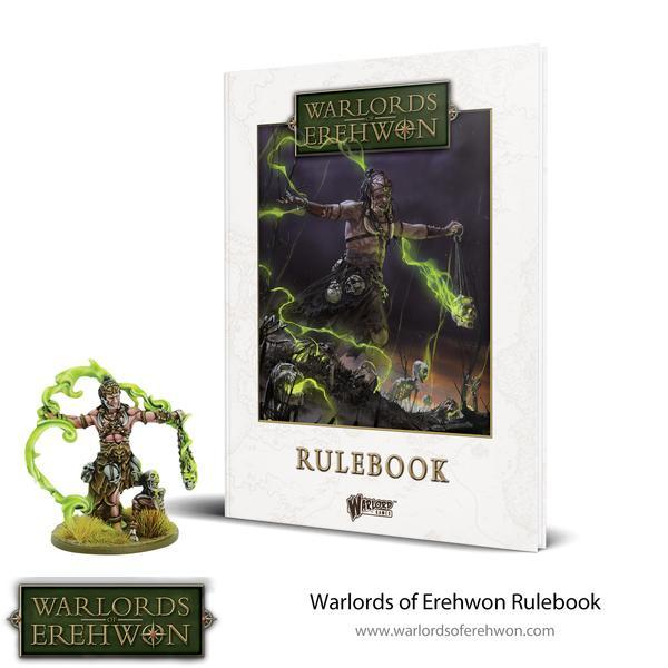 Warlords of Erehwon Rulebook