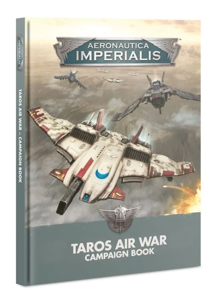 500-24 Aeronautica Imperialis: Taros Air War Campaign Book