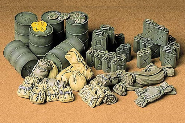 1/35 Allied Vehicle Accessory Set