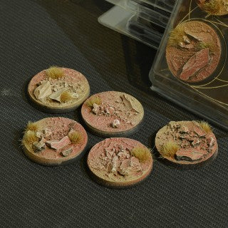 Badlands Bases Round 40mm (5)