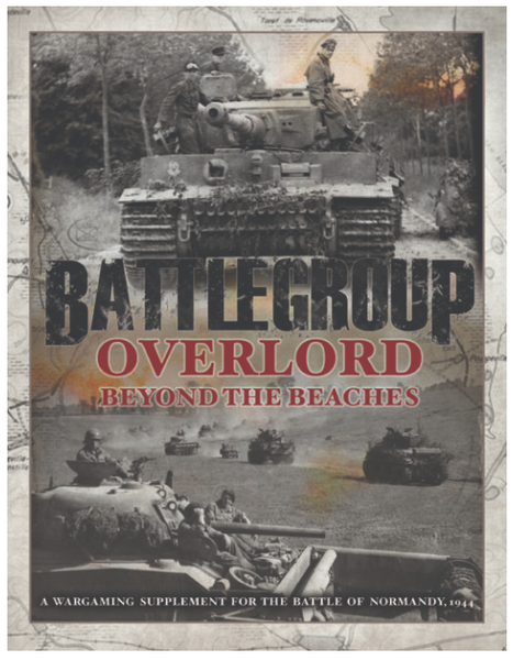 Battlegroup Overlord: Beyond the Beaches