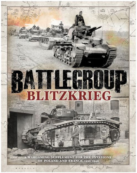 Battlegroup: Blitzkreig (Pdf)