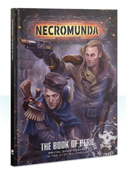 Necromunda: Book of Peril