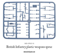 British Weapons Frame