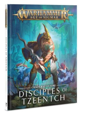 Battletome: Disciples of Tzeentch (2019)
