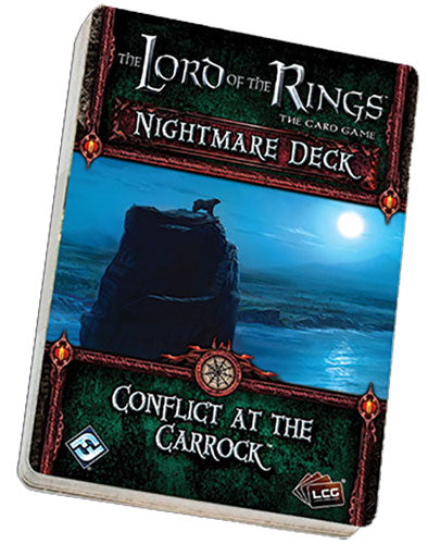 Lord of the Rings Nightmare Deck: Conflict at Carrock