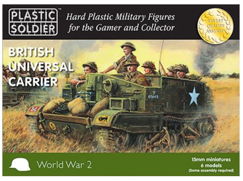 15mm British Universal Carriers (9)
