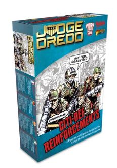 Judge Dredd: Citi-Def Reinforcements