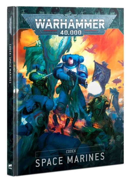 48-01 Codex: Space Marines (2020)