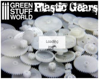 Plastic Cogs and Gears