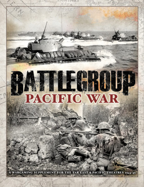 Battlegroup: Pacific War