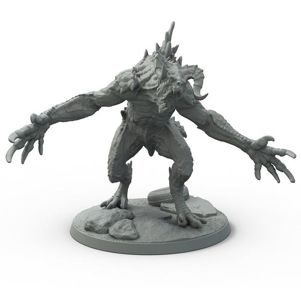 Fallout: Wasteland Warfare Wasteland Creatures: Deathclaw