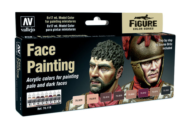 Face Painting Set 70119