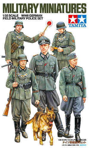 1/35 German Field Police Set