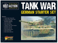 Tank War: German Starter Set