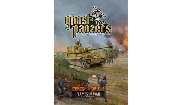 Ghost Panzers Book