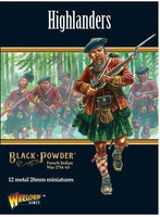French Indian War: Highlanders