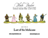 French Indian War: Last of the Mohicans
