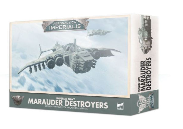 A/I: Imperial Navy Marauder Destroyers