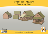 Mountain Village Set