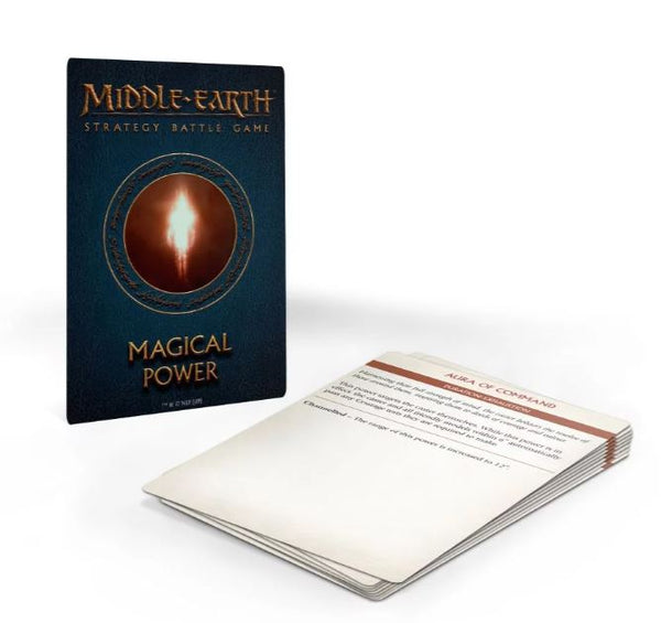 Magical Powers Card Pack