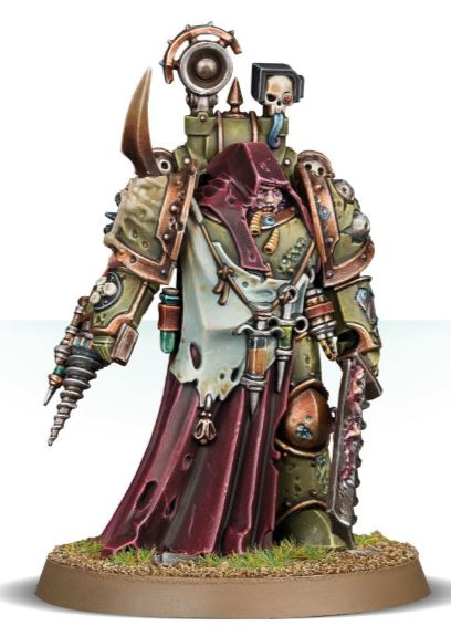 43-29 Death Guard Nauseous Rotbone
