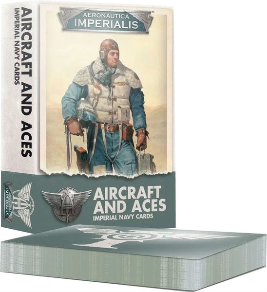 A/I: Aircraft & Aces Imperial Navy Cards
