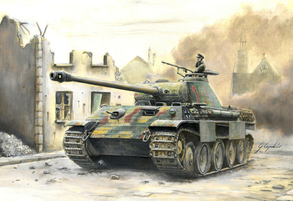 1/56 Panther SdKfz 171 Ausf A
