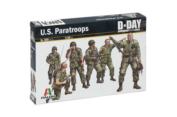 1/35 US Paratroops