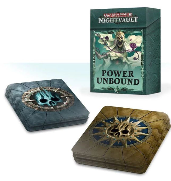 Power Unbound Card Set